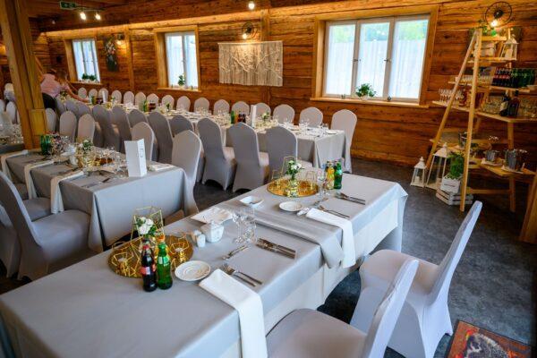 EkoSioło - organizacja wesel