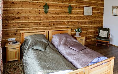 EkoSioło - noclegi Bistuszowa - pokój 4