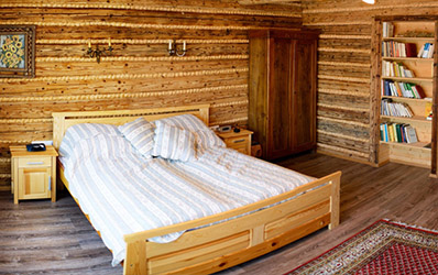 EkoSioło - noclegi Bistuszowa - pokój 8